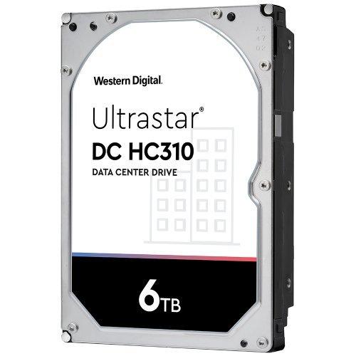 """Твърд диск Western Digital 6TB Ultrastar DC HC310 3.5"""" SATAIII 256MB (снимка 1)"""