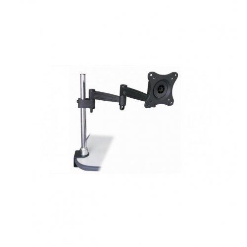 """Стойка, Sunne 10""""-24"""",LCD-B13 Desk Bracket, Tilt&Swivel - 15°&180°, max 15kg, Pivot 360°,  screen to holder - 447 mm (снимка 1)"""