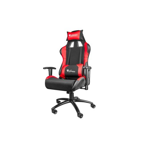 Геймърски стол Genesis Геймърски стол NITRO 550 - Black/Red - NFG-0784 (снимка 1)