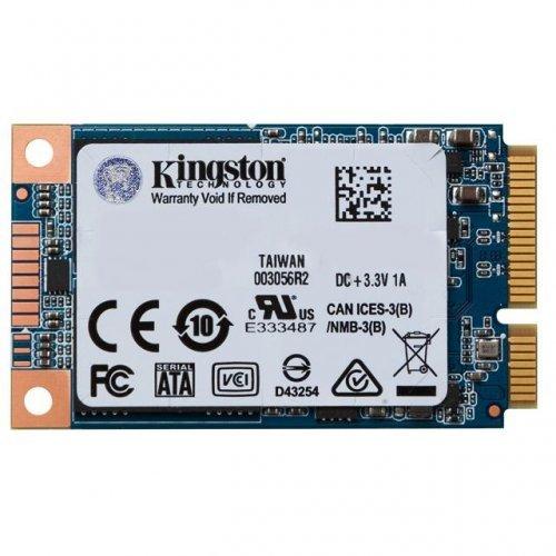 SSD KINGSTON UV500, mSATA, 480GB (снимка 1)