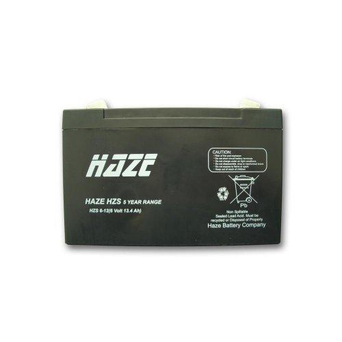 Батерия за UPS Оловна Батерия Haze (HZS6-12) 6V / 12 Ah - 151 / 50 / 95mm AGM (снимка 1)