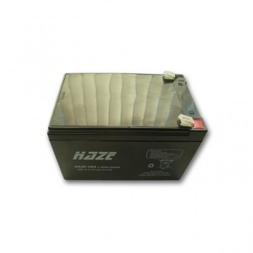 Батерия за UPS Оловна Батерия Haze (HZS12-12) 12 V / 12 Ah- 152 / 98 / 96 mm AGM (снимка 1)