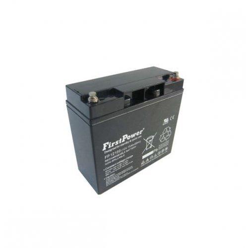 Батерия за UPS Акумулатор FP18-12 - 12V 18Ah F2 (снимка 1)