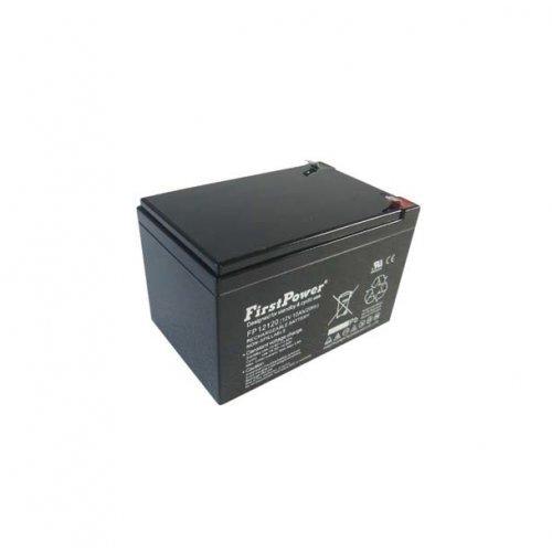 Батерия за UPS Акумулатор FP12-12 - 12V 12Ah F2 (снимка 1)