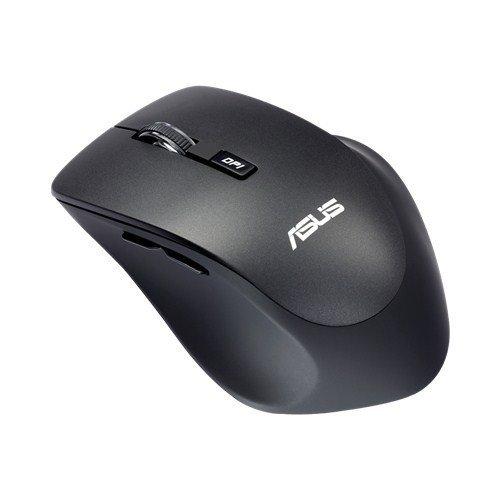 Мишка Asus WT425, Wireless Mouse Black (снимка 1)