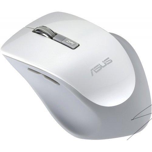 Мишка Asus WT425, Wireless Mouse White (снимка 1)