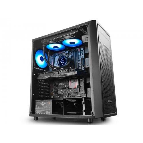 Компютърна кутия DeepCool компютърна кутия Case E-ATX E-SHIELD (снимка 1)
