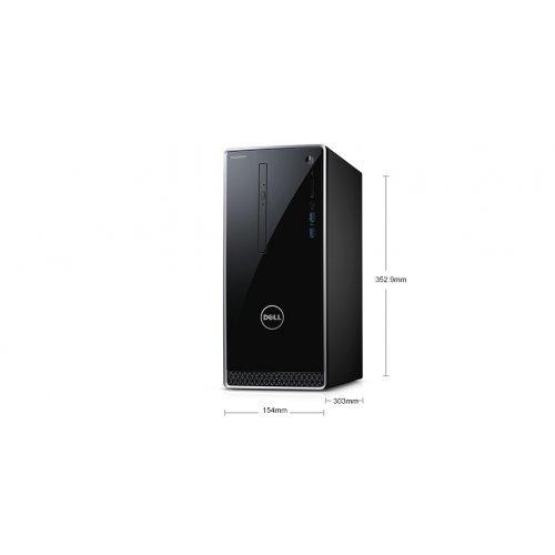 Настолен компютър DELL Dell Inspiron 3668 DT, 5397184099933, MS Windows 10 (снимка 1)