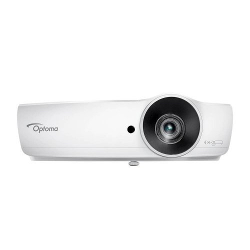 Дигитален проектор Късофокусен мултимедиен проектор Optoma EH460ST, White (снимка 1)