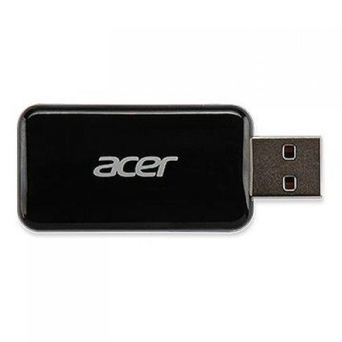 донгъл за безжична връзка Acer UWA3 Wireless Projection-Kit USB Black донгъл за безжична връзка с Acer проектори (снимка 1)