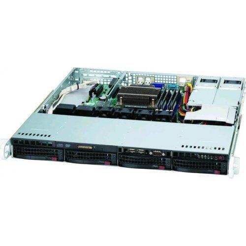 Компютърна кутия Supermicro 1U CSE-813MTQ-R400CB (снимка 1)