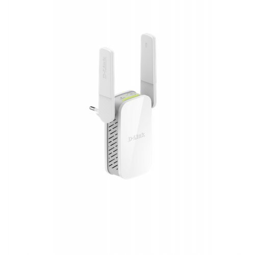 Access Point D-Link Wireless AC1200 Dual Band Range Extender with FE port (снимка 1)