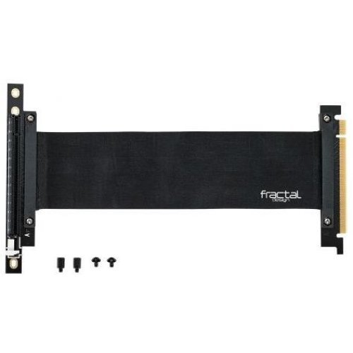 Компютърна кутия Fractal Design FLEX-VRC-25 RISER/DEFINE R6 кабел (снимка 1)