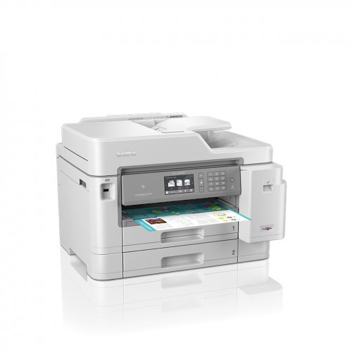 Принтер Brother MFC-J5945DW Inkjet Multifunctional (снимка 1)