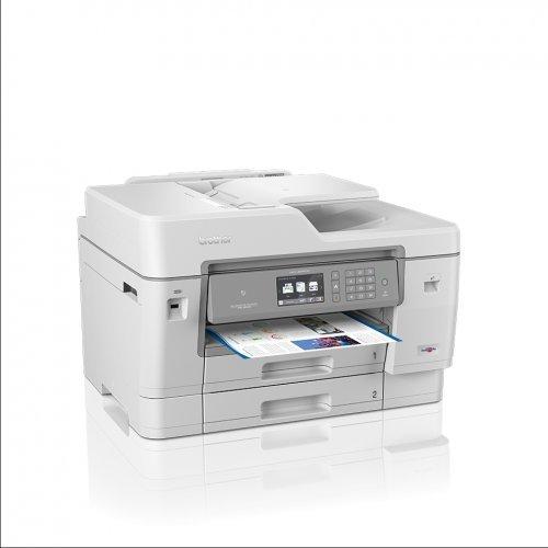 Принтер Brother MFC-J6945DW Inkjet Multifunctional (снимка 1)
