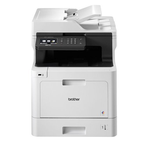 Принтер Brother MFC-L8690CDW Colour Laser Multifunctional (снимка 1)