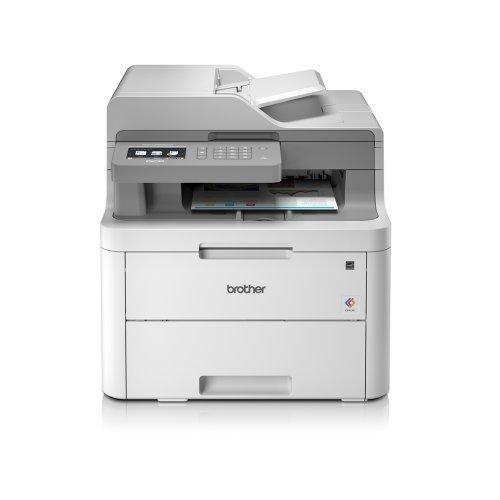 Принтер Brother DCP-L3550CDW Colour Laser Multifunctional (снимка 1)