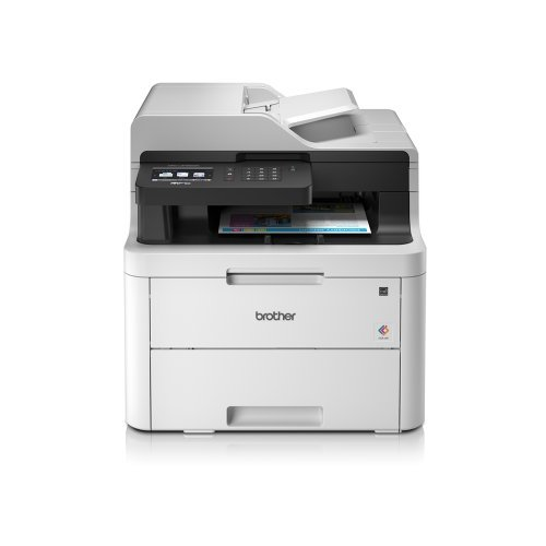 Принтер Brother MFC-L3730CDN Colour Laser Multifunctional (снимка 1)