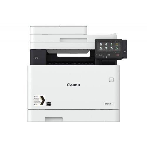 Принтер Canon i-SENSYS MF734Cdw Printer/Scanner/Copier/Fax (снимка 1)
