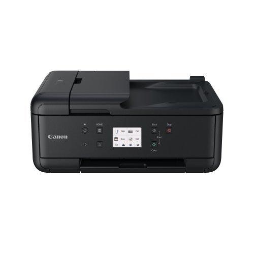Принтер Canon PIXMA TR7550, black (снимка 1)