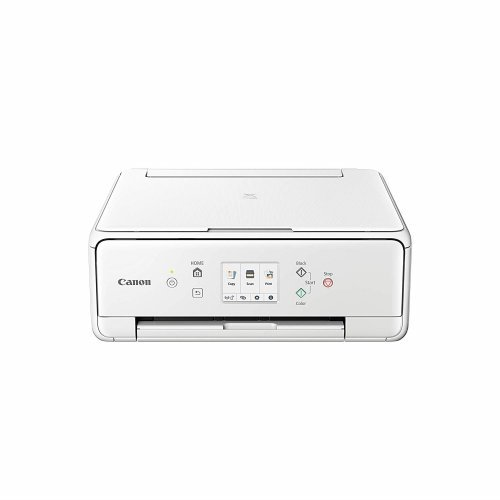 Принтер Canon PIXMA TS6251 All-In-One, White (снимка 1)