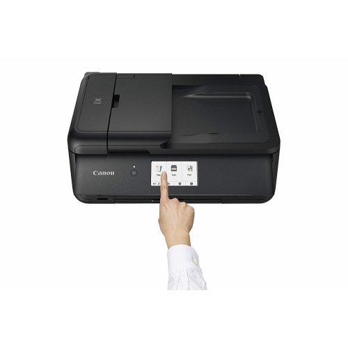Принтер Canon PIXMA TS9550 All-In-One, Black (снимка 1)