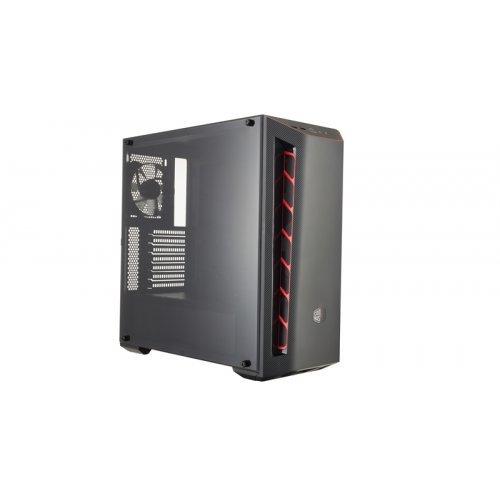 Компютърна кутия Cooler Master MASTERBOX MB510L RED TRIM (снимка 1)