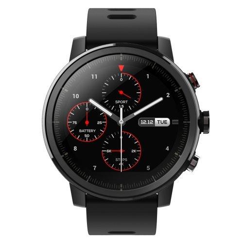Ръчен часовник Xiaomi Смарт часовник Amazfit Stratos+ (снимка 1)