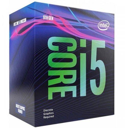 Процесор Intel CPU Desktop Core i5-9400F (2.9GHz, 9MB, LGA1151) NO VGA, box (снимка 1)