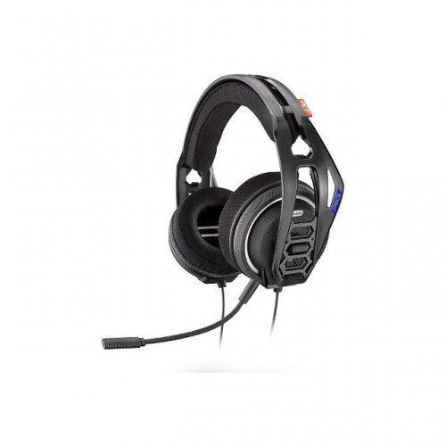 Слушалки Геймърски слушалки Plantronics RIG 400HS, Черен (снимка 1)
