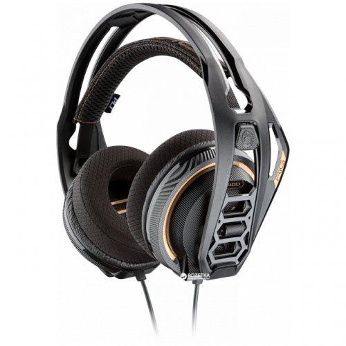Слушалки Геймърски слушалки Plantronics RIG 400, Черен (снимка 1)