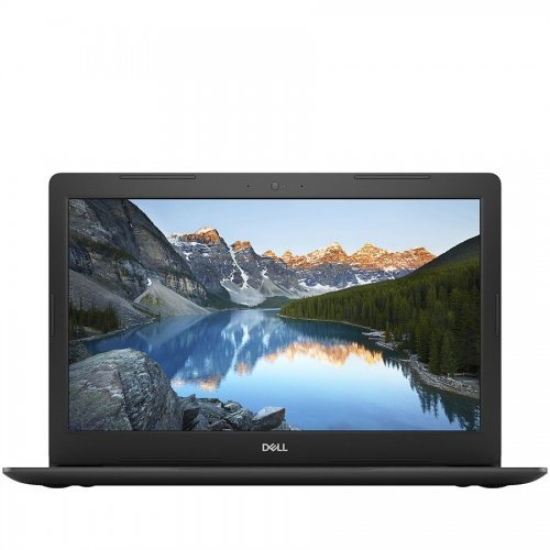 "Лаптоп Dell Inspiron 15 5570, черен, 15.6"" (39.62см.) 1920x1080 (Full HD) матов, Процесор Intel Core i3-7020U (2x/4x), Видео AMD Radeon R7 530/ 2GB GDDR5, 4GB DDR4 RAM, 1TB HDD диск, без опт. у-во, Linux Ubuntu ОС, Клавиатура- светеща (снимка 1)"