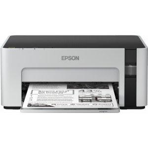 Epson EcoTank M1100 WiFi, C11CG95403 (Принтери)