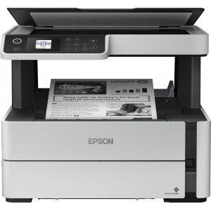 Epson EcoTank ET-M2140 WiFi, C11CG27403 (Принтери)