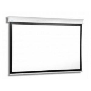 Екран за проектор AKUSTRATUS 2 TENSION 18-10 MG BB (16:10) Електрически екран с черна рамка (снимка 1)