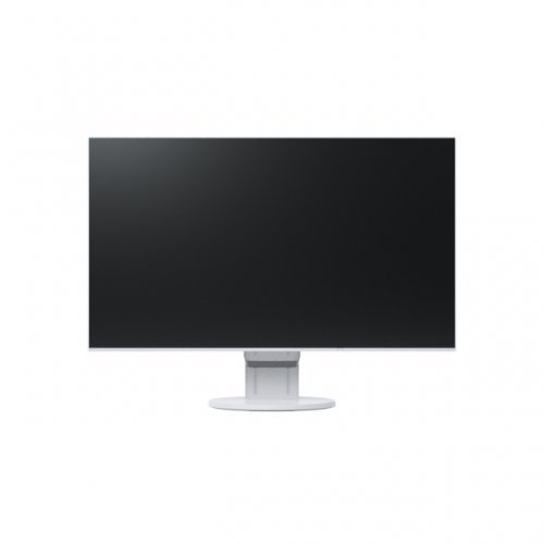 Монитор EIZO FlexScan EcoView Ultra-Slim EV2451-WT, IPS, 23.8 inch, Wide, Full HD, D-Sub, DVI-D, HDMI, DisplayPort, Бял (снимка 1)