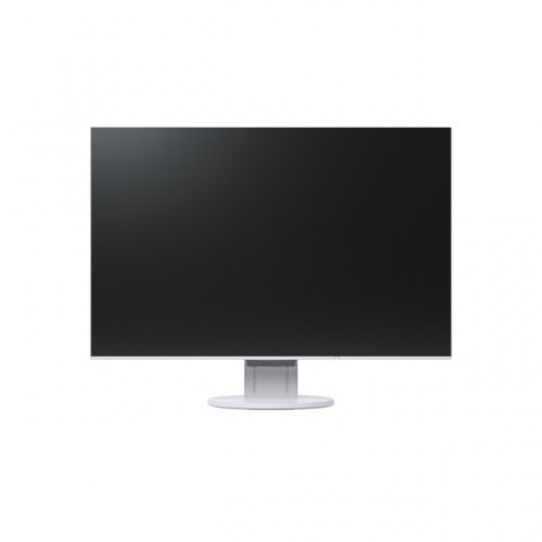 Монитор EIZO FlexScan EcoView Ultra-Slim EV2456-WT, IPS, 24.1 inch, Wide, WUXGA, D-Sub, DVI-D, HDMI, DisplayPort DP, Бял (снимка 1)