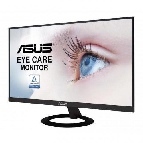 "Монитор ASUS VZ239HE 23"" IPS, 1920 x 1080, 5 ms, Ultra-slim, Frameless, Flicker Free, Blue Light Filter (снимка 1)"