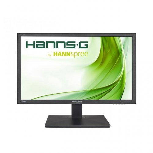 Монитор HANNSPREE HL225HPB, LED, 21.5 inch, Wide, Full HD, D-Sub,HDMI, Черен (снимка 1)
