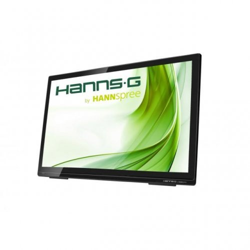 Монитор Тъч монитор HANNSPREE HT273HPB, HS-IPS, 27 inch, Wide, Full HD, D-Sub, HDMI, Черен (снимка 1)