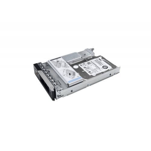 Твърд диск Dell 600GB 10K RPM SAS 12Gbps 2.5in Hot-plug Hard Drive3.5in HYB CARRCusKit (снимка 1)