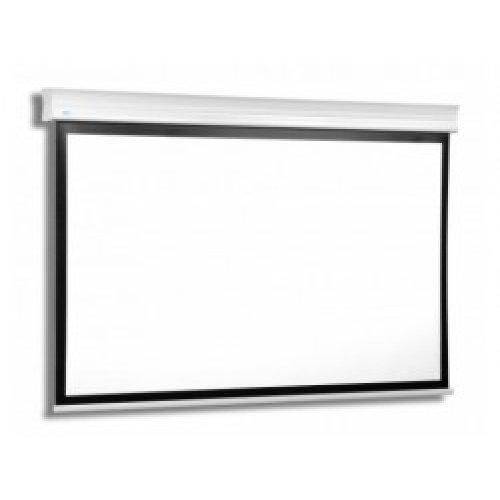 Екран за проектор AKUSTRATUS 2 18-10 MW BB Електрически екран с черна рамка (снимка 1)