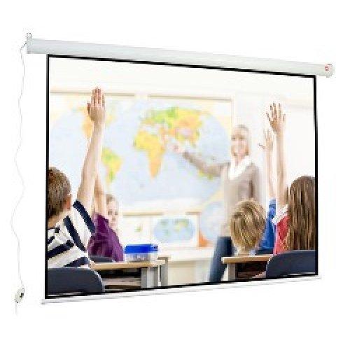 Екран за проектор Електрически екран Avtek Wall Electric 240 (снимка 1)