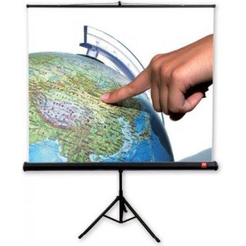 Екран за проектор Преносим прожекционен екран Avtek Tripod Standard 175 (снимка 1)