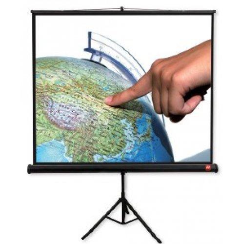 Екран за проектор Преносим екран Avtek Tripod Pro 200 (снимка 1)