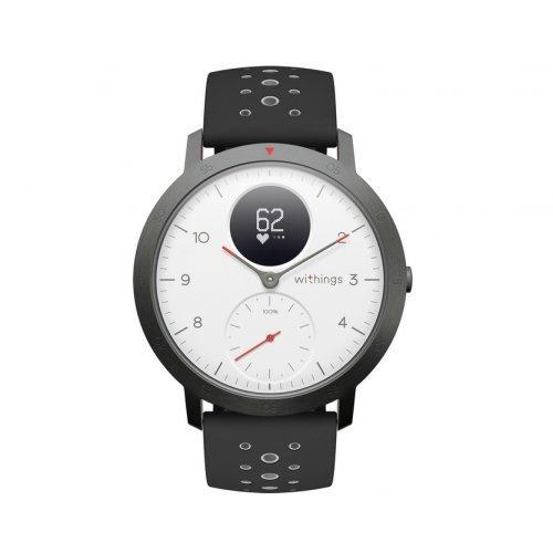 Ръчен часовник Withings Steel HR Sport (40mm), White (снимка 1)