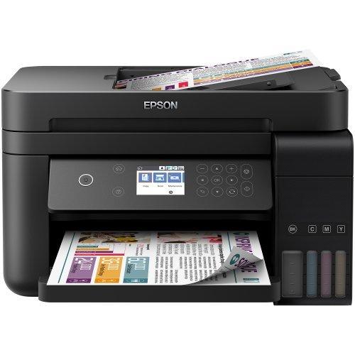 Принтер Epson EcoTank ET-L6170 WiFi MFP, C11CG20402 (снимка 1)