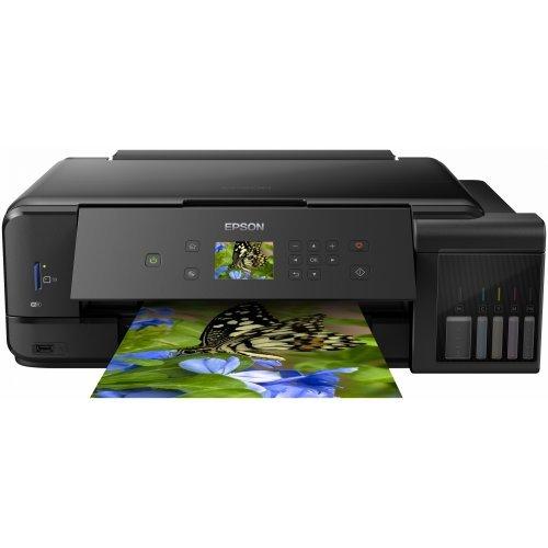 Принтер EPSON EcoTank ET-L7180  WiFi MFP, C11CG16402 (снимка 1)