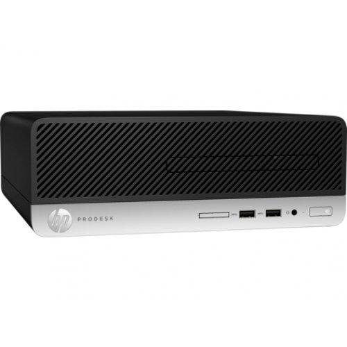 Настолен компютър HP HP ProDesk 400G5 SFF, 4HR68EA, Windows 10 Pro  (снимка 1)