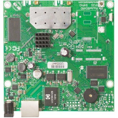 Безжичен рутер Mikrotik RB911G-2HPnD (снимка 1)